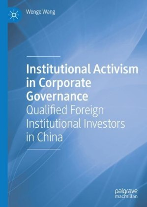 Institutional Activism in Corporate Governance