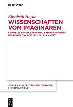 Heyne, Elisabeth: Wissenschaften vom Imaginären