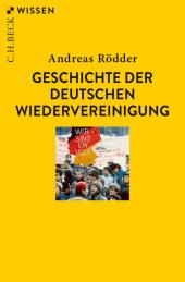 Geschichte der deutschen Wiedervereinigung Cover