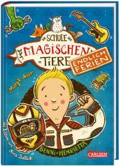 Die Schule der magischen Tiere - Endlich Ferien: Benni und Henrietta Cover