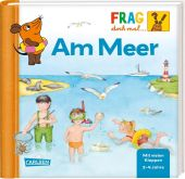 Frag doch mal ... die Maus!: Am Meer Cover