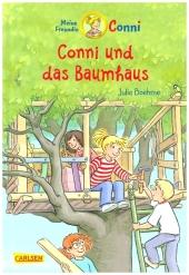Meine Freundin Conni, Conni und das Baumhaus Cover