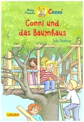 Meine Freundin Conni, Conni und das Baumhaus
