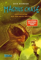 Magnus Chase 4: Geschichten aus den neun Welten Cover