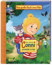 Meine Freundin Conni - Geheimnis um Kater Mau. Das große Buch zum Film