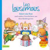 Leo Lausemaus feiert Geburtstag