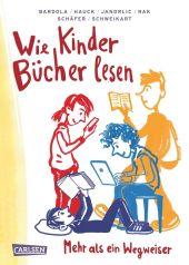 Wie Kinder Bücher lesen Cover