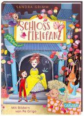 Schloss Firlefanz 1: Schloss Firlefanz Cover