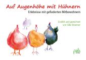 Auf Augenhöhe mit Hühnern Cover