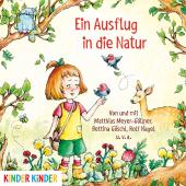 Ein Ausflug in die Natur, Audio-CD Cover