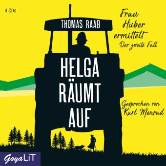 Helga räumt auf, 4 Audio-CD