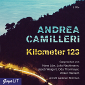 Kilometer 123, 2 Audio-CD Cover