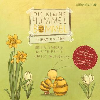 Die kleine Hummel Bommel feiert Ostern, 1 Audio-CD
