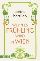 Wenn es Frühling wird in Wien Cover