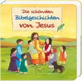 Die schönsten Bibelgeschichten von Jesus Cover