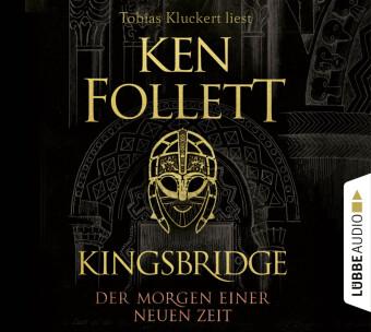 Kingsbridge - Der Morgen einer neuen Zeit, 12 Audio-CD