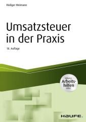 Umsatzsteuer in der Praxis - inkl. Arbeitshilfen online