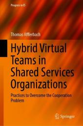 Hybrid Virtual Teams in Shared Services Organizations