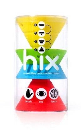 Hix, Bau- und Konstruktionsspielzeug