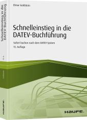 Schnelleinstieg in die DATEV-Buchführung Cover