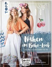 Boho Love, Nähen im Boho-Look Cover