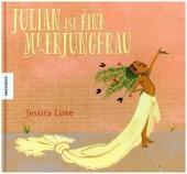 Julian ist eine Meerjungfrau Cover
