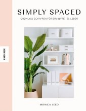 Simply Spaced Cover