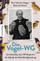 Die Vogel-WG Cover