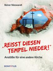 """""""Reißt diesen Tempel nieder!"""" Cover"""