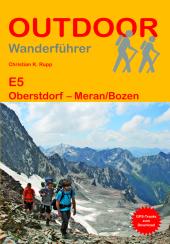 E5 Oberstdorf - Meran/Bozen Cover