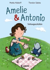 Amelie & Antonio Cover