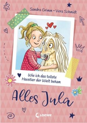 Cover des Mediums: Alles Jula