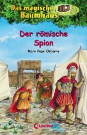 Das magische Baumhaus - Der römische Spion Cover