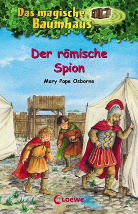 Das magische Baumhaus - Der römische Spion