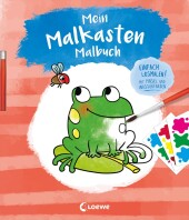 Mein Malkasten-Malbuch - Frosch