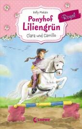Ponyhof Liliengrün Royal - Clara und Camillo