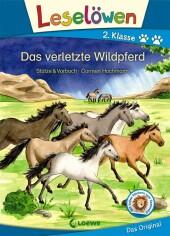 Leselöwen 2. Klasse - Das verletzte Wildpferd Cover