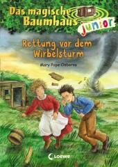 Das magische Baumhaus junior - Rettung vor dem Wirbelsturm Cover