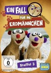 Ein Fall für die Erdmännchen - Staffel 3, 1 DVD