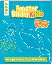 Fensterbilder Kids: Super coole Motive