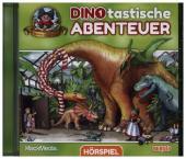 Madame Freudenreich: Dinotastische Abenteuer, Audio-CD, MP3