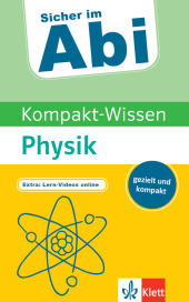 Sicher im Abi Kompakt-Wissen Physik Cover