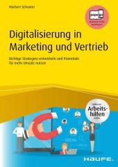 Digitalisierung in Marketing und Vertrieb inkl. Arbeitshilfen online