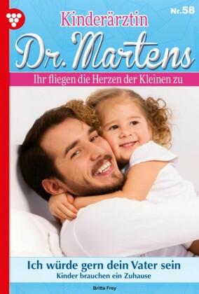 Kinderärztin Dr. Martens 58 - Arztroman