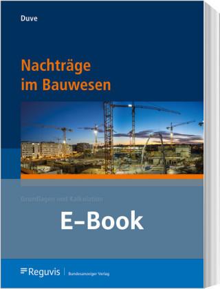 Nachträge im Bauwesen (E-Book)