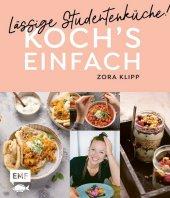 Koch's einfach - Lässige Studentenküche! Cover