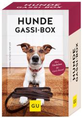 Hunde-Gassi-Box, Übungskarten + Begleitbuch