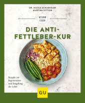 Die Anti-Fettleber-Kur Cover