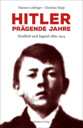 Hitler - prägende Jahre Cover