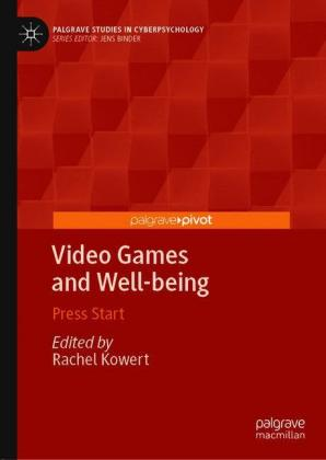 Video Games and Well-being